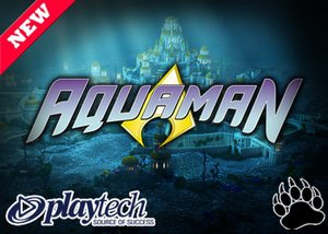 Playtech Casinos New Aquaman Slot
