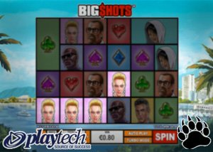 Playtech New Big Shots Slot