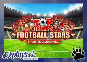 Playtech Football-Themed Progressive Jackpot