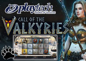 Playtech Casinos New Call of the Valkyries Slot