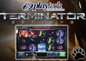 Playtech Casinos Release Terminator Genysis Slot