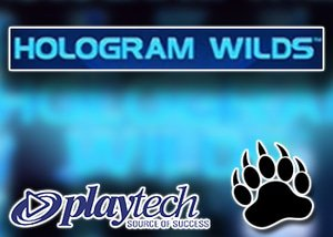 playtech casinos new hologram wilds slot