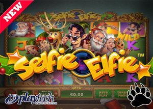 Playtech New Selfie Elfie Slot