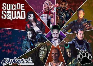 Playtech New Suicide Squad Slot