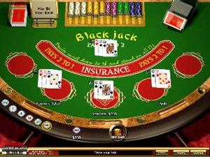 Progressive Blackjack Jackpot Over $103,000