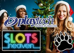 Slots Heaven Playtech's Christmas Roulette