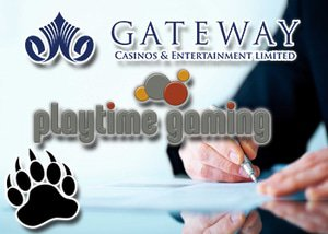Gateway Casinos CEO Announces Acquisition of Playtime Gaming