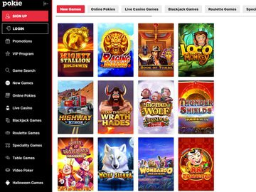 Pokie Place Software Preview