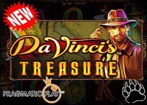 Pragmatic Play New Da Vinci's Treasure Slot