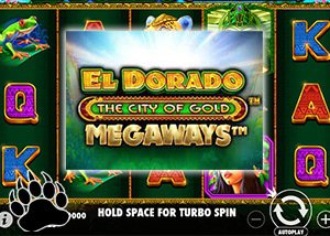 El Dorado the City of Gold Megaways Slot by Pragmatic Play