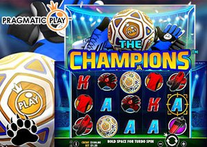 Pragmatic Play New The Champions Slot
