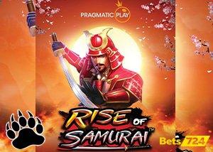 Pragmatic Play Rise of Samurai Megaways Slot