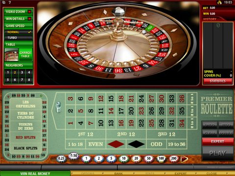 Premier Roulette Game Preview