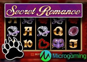 micro gaming new slot secret romance