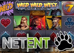 wild wild west the great train heist new netent slot
