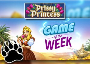Prissy Princess Game of the Week at Wild Sultan Casino