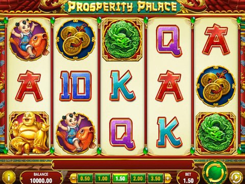 Prosperity Palace Game Preview
