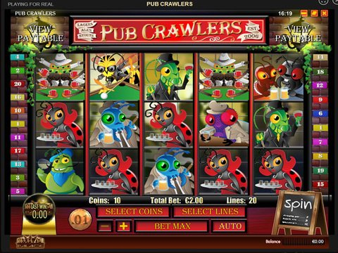 Pub Crawlers Game Preview