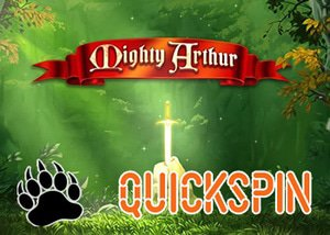 Quickspin Announces November Release New Mighty Arthur Slot