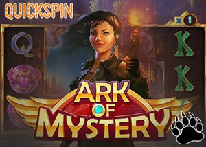 Quickspin Casinos Release Ark of Mystery Slot