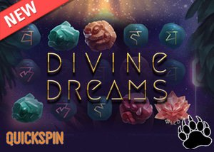 Quickspin New Divine Dreams Slot