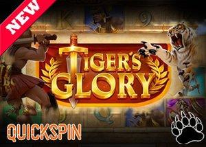 Quickspin New Tiger's Glory Slot
