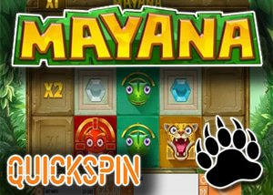 new mayana slot quickspin casinos