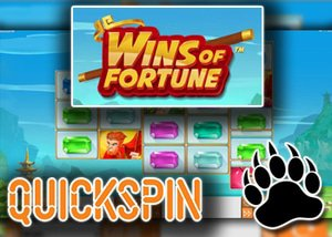 Quickspin's New Slot Wins of Fortune Coming Soon