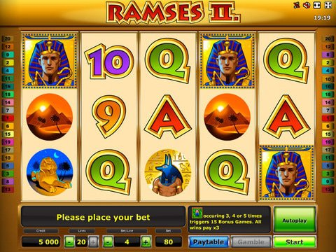 Ramses 2 Game Preview