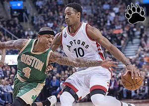 Raptors Clear Favourites to Win Atlantic Division