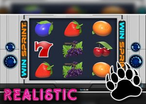 Realistic Games Releases New Win Sprint Slot