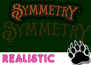realistic games new slot symmetry