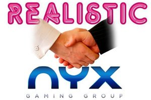 Realistic Games & NYX Distribution Deal