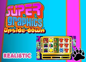 Realistic Games Relaunches Super Graphics Upside Down Slot