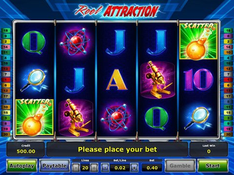 Reel Attraction Game Preview