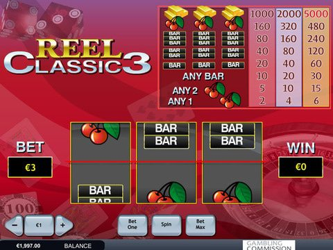 Reel Classic 3 Game Preview