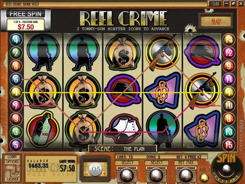 Try The Free Reel Steal Slots With No Download