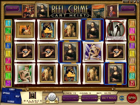 Reel Crime 2: Art Heist Game Preview