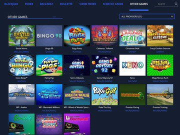 Rembrandt Casino Software Preview