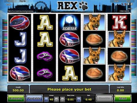 Rex Game Preview