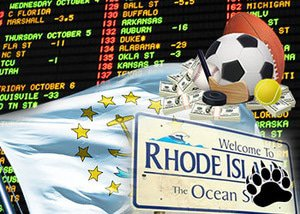 Rhode Island Legalizes Sports Betting