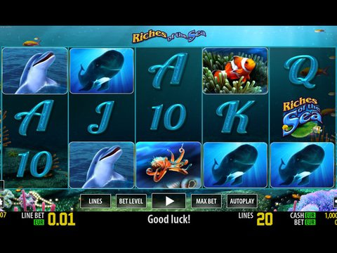Riches of The Sea HD Game Preview