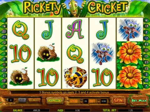 Rickety Cricket Game Preview