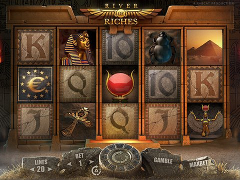 River Of Riches Game Preview