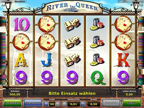 River Queen Game Preview