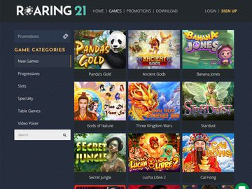 Roaring21 Software Preview
