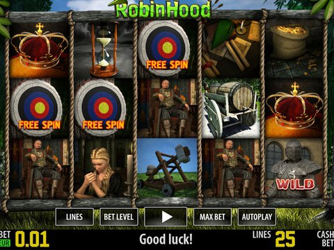 Robin Hood HD Game Preview