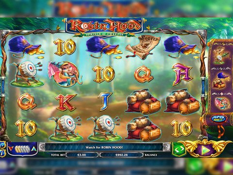 Robin Hood Prince of Tweets Game Preview