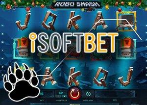 robo smash christmas edition slot isoftbet casinos
