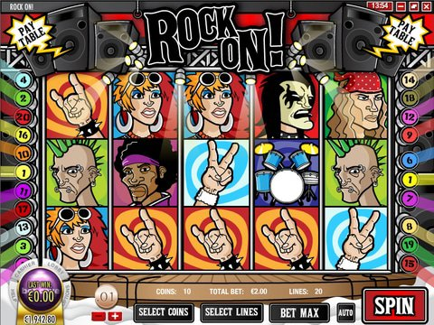 Rock On Game Preview